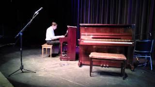 """Morten Gunnar Larsen ~ """"Shreveport Stomp"""" by Ferdinand """"Jelly Roll"""" Morton @ SJRF 2015"""