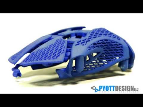 Statial Mouse - Assembly Video