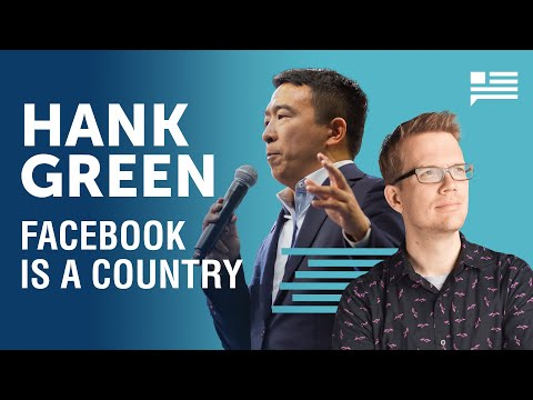 Building a YouTube empire with Hank Green   Andrew Yang   Yang Speaks