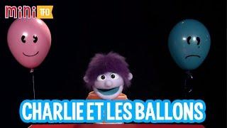 Charlie et les ballons: Endormi, éveillé