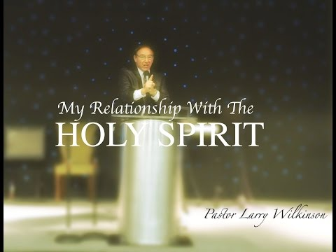 My Relationship with The Holy Spirit