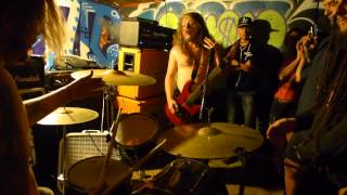 PIZZA HI FIVE - 7/08/13 @ Zombieland, Oakland, CA - FULL SET