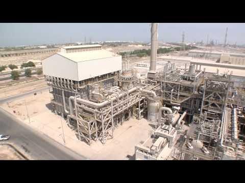 One of the largest single-train ammonia plants worldwide