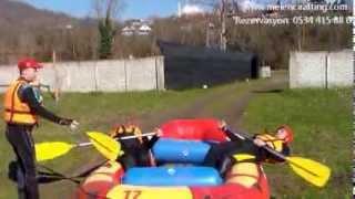 Melenci Rafting Eğitim Videosu