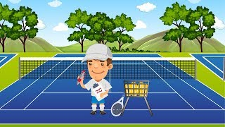 Tennis Locker App