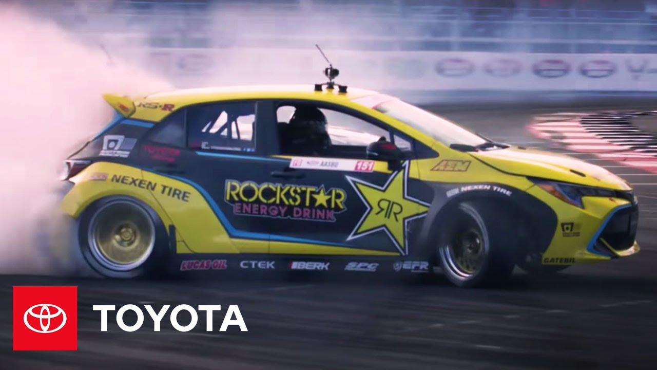 Corolla Hatchback Drift Car   Toyota Racing