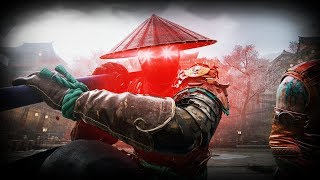 [For Honor] 2v1 Ok PARRY PARRY PARRY - Zhanhu Brawls