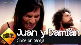Los celos entre parejas por Juan y Damián - El Hormiguero 3.0