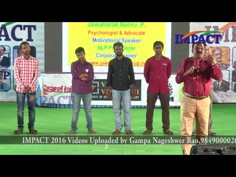 Lean English in easy steps  by Jawaharlal Nehru at  IMPACT Hyderabad 2016