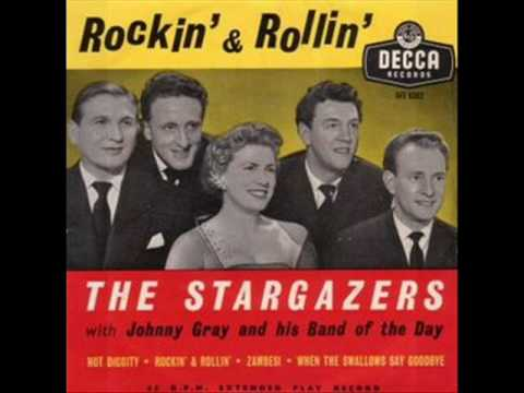 The Stargazers - The Happy Wanderer ( 1954 )