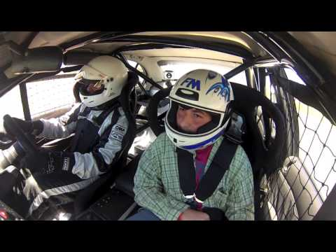 NSW Production Touring Cars, Ride day with Tony Virag