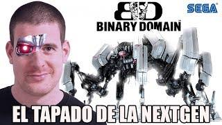 BINARY DOMAIN: EL TAPADO de SEGA