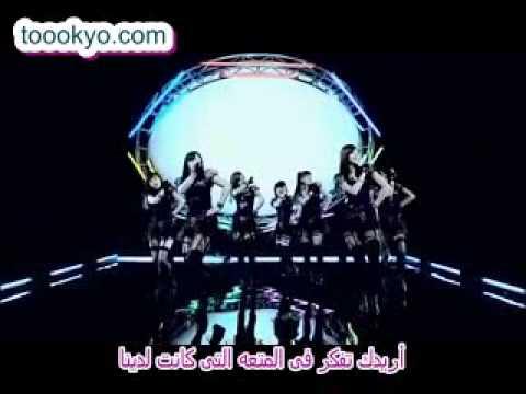 ARB SUB) Berryz Koubou - Want.avi