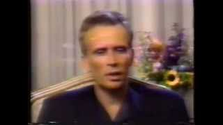 Peter Weller Naked Lunch interview 1991