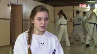 Бесстрашная каратистка Екатерина Каравай готовится на чемпионат Европы