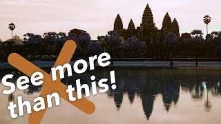 7 Things to do in Siem Reap that AREN'T temples