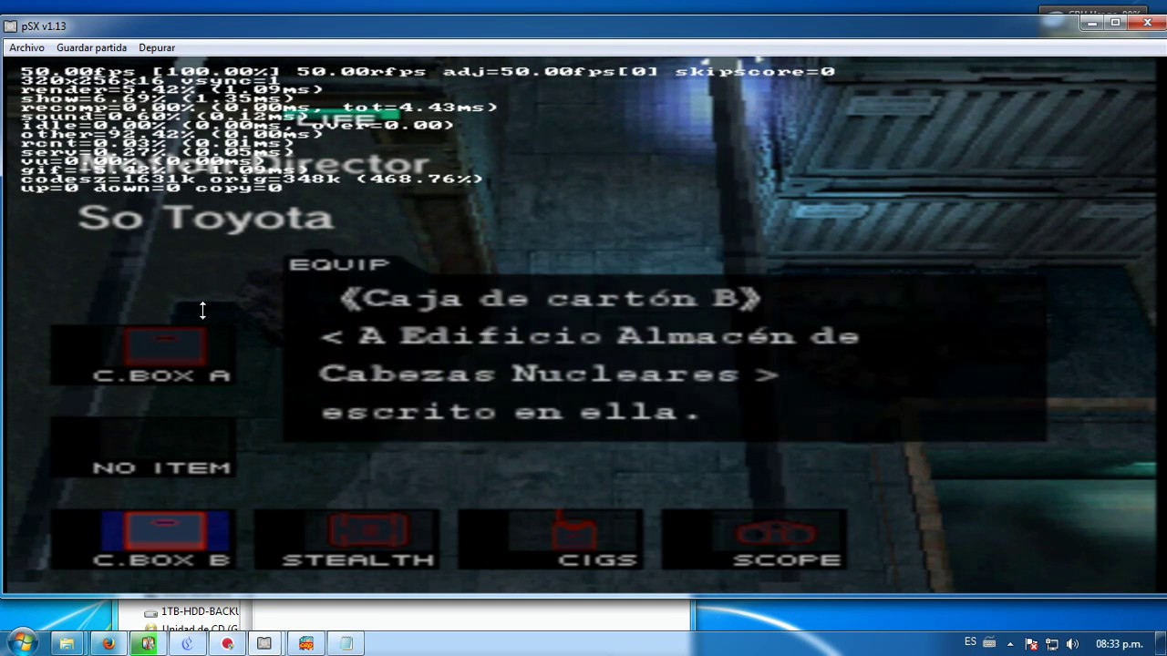 playstation 1 emulator bios and plugins