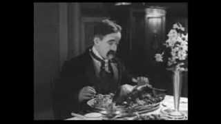 Slapstick clips - Courtship of Miles Sandwich (1923)