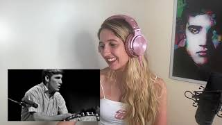 SURFER GIRL - The Beach Boys - SINGER REACTS!