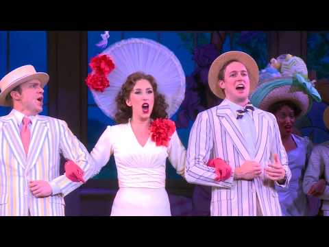 """""""Easter Parade"""" from Irving Berlin's Holiday Inn at The 5th Avenue Theatre"""
