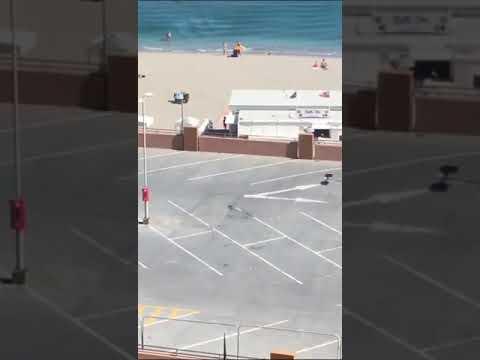 Narcos huyen del SVA en Gibraltar