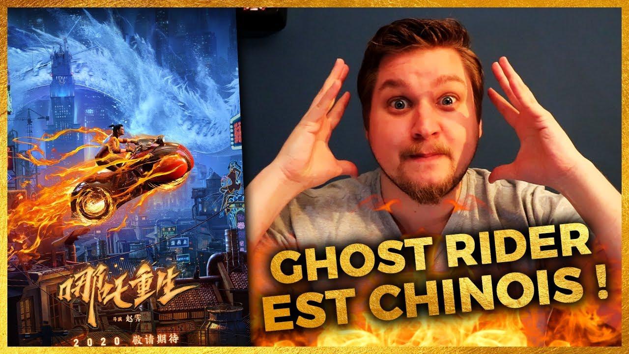 Download NEW GODS NEZHA REBORN - Ghost Rider est Chinois !