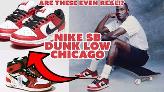 Nike SB Dunk Low CHICAGO | What We Know So Far: Resell Predictions/ Release  Info!