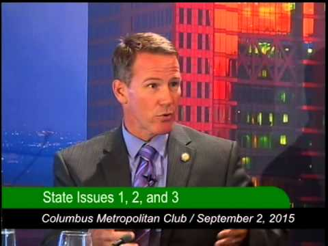 Jon Husted Issues 1, 2 and 3
