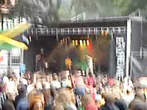Suga Roy Live On Reggae Jam 2011 Down In Jameica