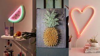 DIY Room Decor! TOP 15 DIY Room Decorating Ideas DIY Wall Decor, DIY Hacks, DIY Accessories MAY 2018