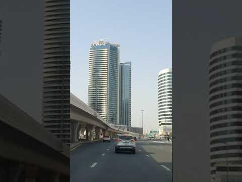 4K Drive in Dubai city -Dubai Tour_ Downtown- BusinessBay -8 June 2021 -مدينة دبي ،إمارات _HD