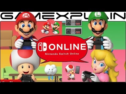 Nintendo Switch Online Impressions! NES Online, Game Sharing, Rando Chat, Cloud Saves  DISCUSSION