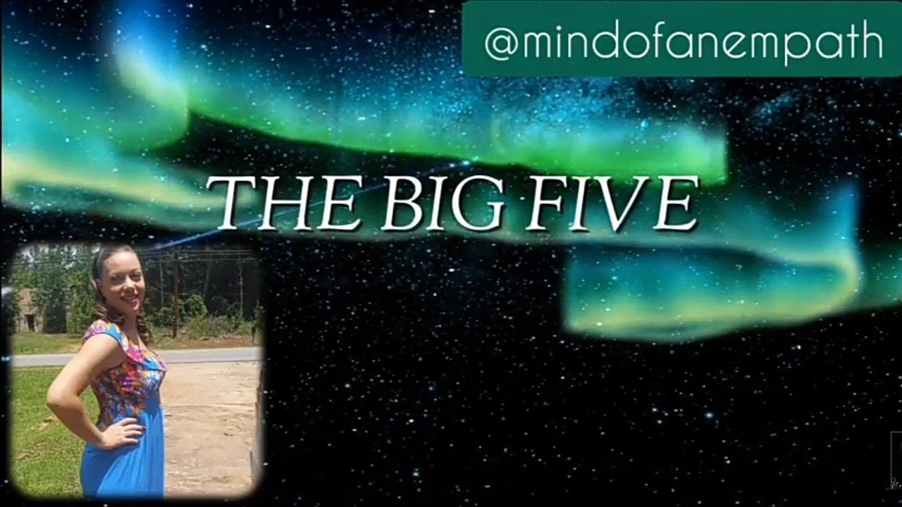 The Big Five: Personality Theories Explained  *Part One*
