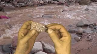 Спектрометр показал платину и золото