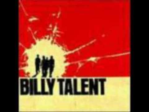 Billy Talent-burn the evidence