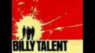 Billy Talent-burn the evidence
