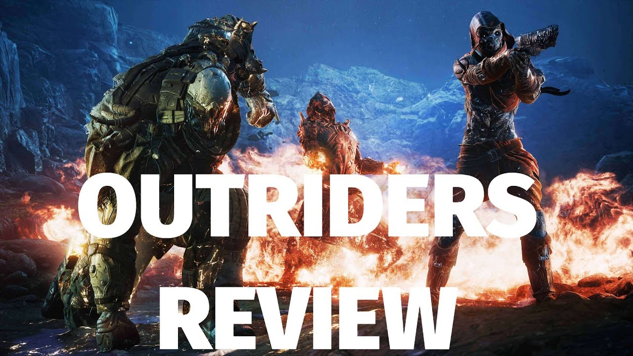 Outriders Review - Great Gameplay In There Somewhere (Video Game Video Review)