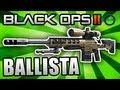 "Black Ops 2 ""BALLISTA"" - Best Class Setup (SNIPING!) - (Call of Duty BO2 Multiplayer Gameplay)"