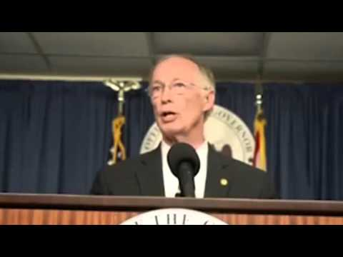 Alabama Governor Robert Bentley News conference: Alleged sex scandal w/Chief Aide Rebekah Mason