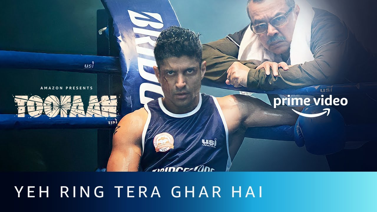 Yeh Ring Tera Ghar Hai | Toofaan Motivational Video | Farhan Akhtar, Paresh Rawal | #shorts