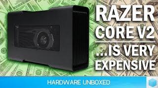 Razer Core V2, An Honest Review!