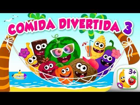 Funny Food 123 Bebes Juegos Educativos Para Ninos Aplicaciones En