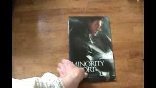 Minority Report Press Kit - Tom Cruise, Steven Spielberg