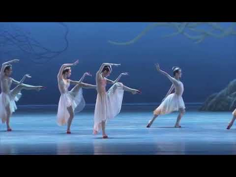 朱�美国首演 Dance Drama Soaring Wings 2018 USA Premiere