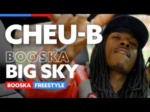 Youtube: Cheu-B | Freestyle Booska Big Sky