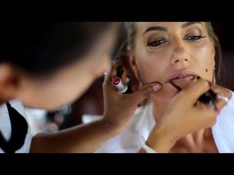 Krabi Makeup Artist Service : Malu Barreto + Caio Cunha