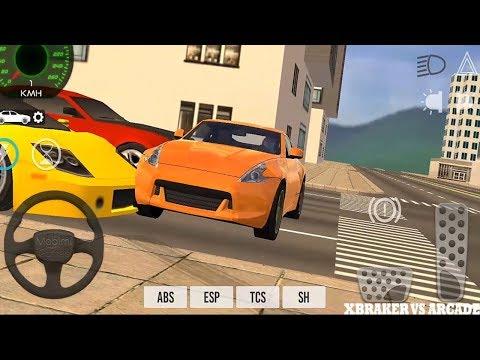 Car Simulator 2018 |Orange  Car Unlocked # Car Drift Game #3 - Android GamePlay FHD