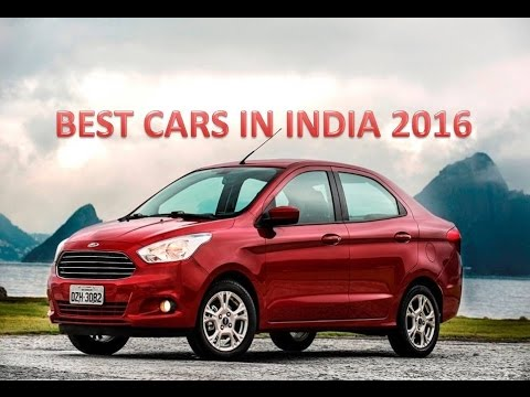 Best CARS to buy in India 2016