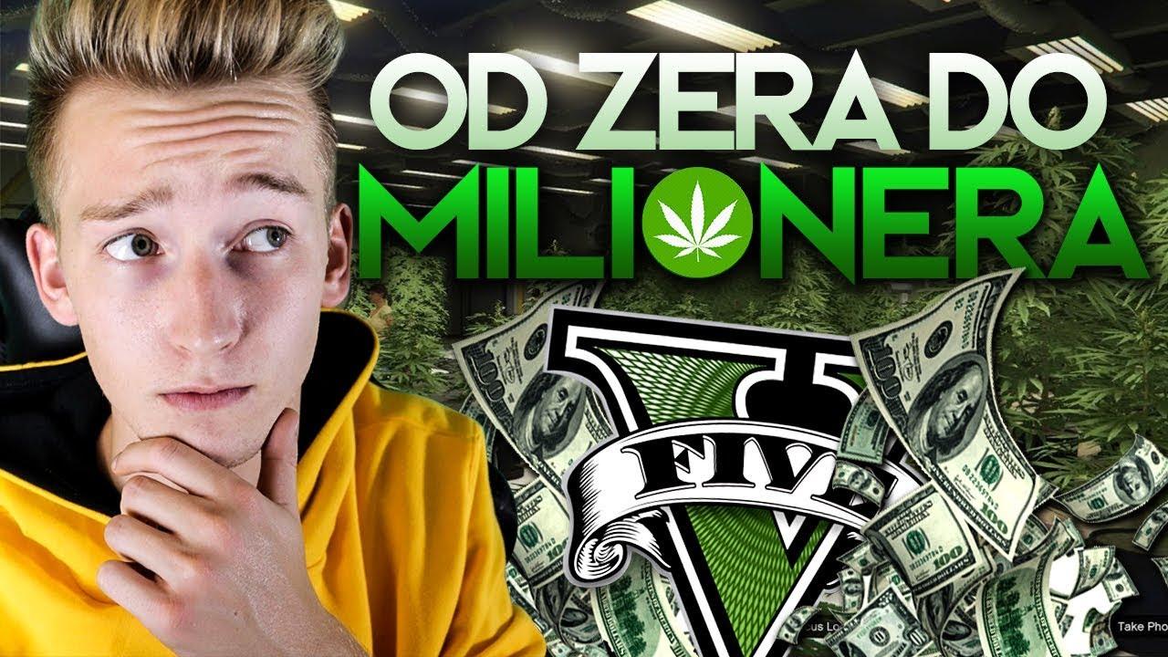 """GTA V """"OD ZERA DO MILIONERA"""" #6 – DILERZY! ☘️"""