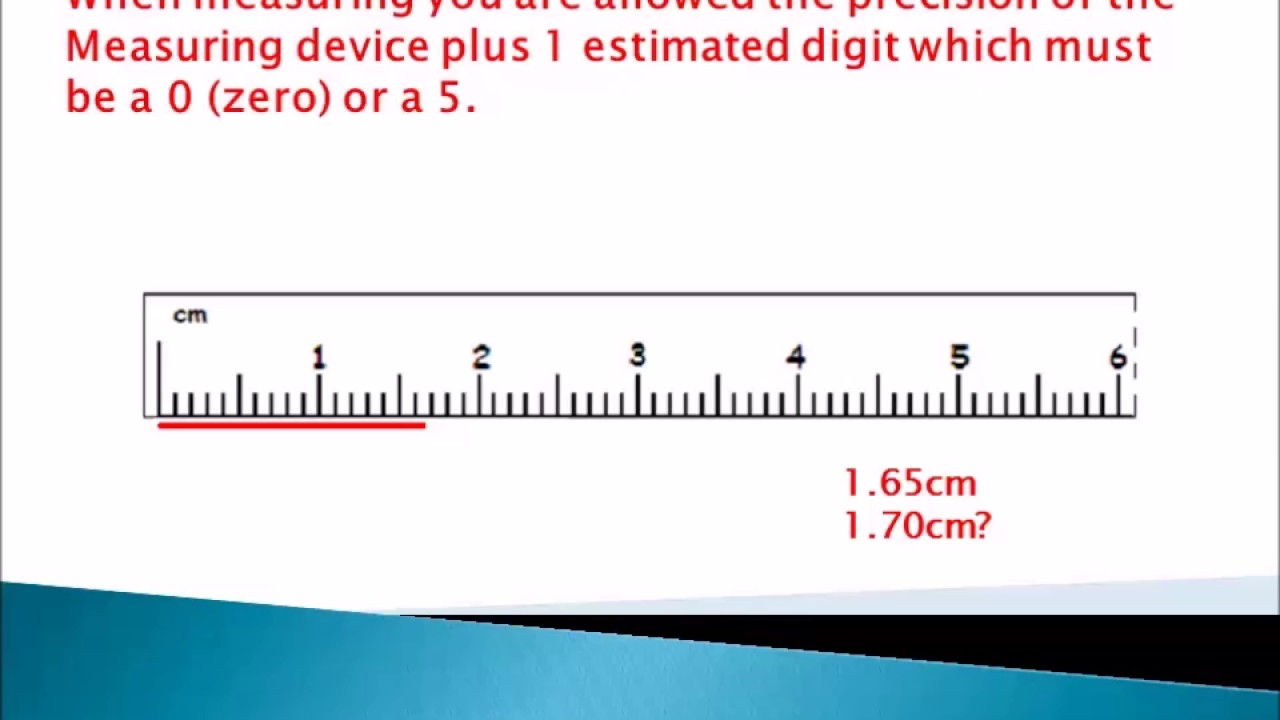 How to Measure Correctly Using a Centimeter Ruler: Practice Set-Measure The Lines Correctly - YouTube